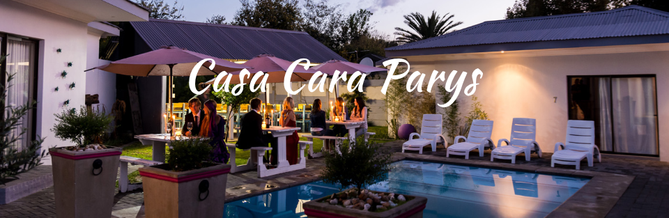 Casa Cara Guest House Enquiry